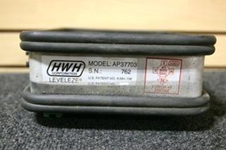USED RV/MOTORHOME HWH CORP. LEVELEZE CONTROL BOX PN: AP37703 SN: 762