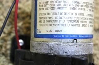 USED RV SHURFLO WATER PUMP 2088-422-144 MOTORHOME PARTS FOR SALE