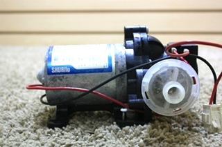 USED RV SHURFLO WATER PUMP 2088-422-144 MOTORHOME PARTS FOR SALE