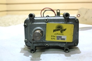 USED RV POWER GEAR SLIDE OUT MOTOR 522609 FOR SALE