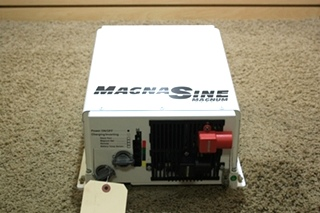 USED RV MAGNA SINE MAGNUM ENERGY MS2012 INVERTER CHARGER FOR SALE