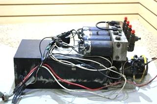 USED HWH MOTORHOME HYDRAULIC PUMP AP29808 RV PARTS FOR SALE