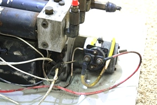 USED HWH MOTORHOME HYDRAULIC PUMP AP29808 RV PARTS FOR SALE