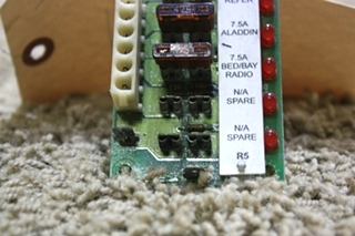 USED INTELLITEC FUSE PCB 73-00828 MOTORHOME PARTS FOR SALE