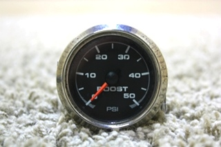 USED BOOST GAUGE 946380 RV PARTS FOR SALE