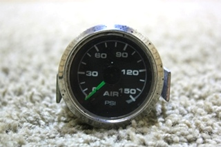 USED AIR PSI RV DASH GAUGE 946863 MOTORHOME PARTS FOR SALE