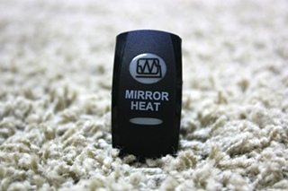 USED MOTORHOME MIRROR HEAT DASH SWITCH RV PARTS FOR SALE