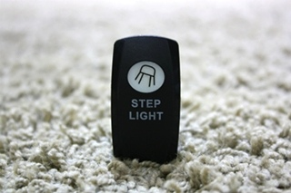 USED MOTORHOME STEP LIGHT ON/OFF SWITCH RV PARTS FOR SALE
