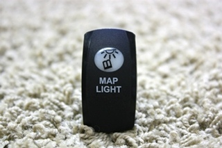 USED MOTORHOME MAP LIGHT ON/OFF DASH SWITCH FOR SALE