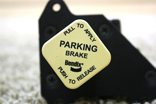 USED RV BENDIX PARKING BRAKE PUSH / PULL SWITCH 5004770 FOR SALE