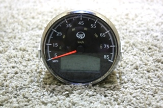 USED MONACO MOTORHOME SPEEDOMETER 8650-00010-29 FOR SALE