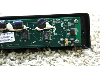 USED RV FREIGHTLINER LIGHT BAR 1539-10200-01 MOTORHOME PARTS FOR SALE
