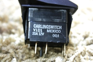 USED RV XM XMTR CARLINGSWITCH V1D1 SWITCH FOR SALE