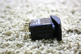 USED RV CEILING LIGHT DASH SWITCH FOR SALE