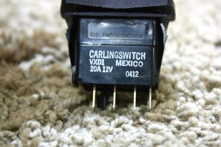 USED RV LEFT HAND SHADE UP/DOWN SWITCH FOR SALE