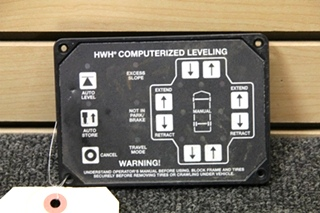 HEH COMPUTERIZED LEVELING CONTROLLER PN: AP47493