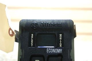 USED ALLISON MOTORHOME SHIFT SELECTOR TOUCH PAD 29544830 FOR SALE