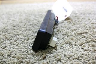USED MOTORHOME DASH DISPLAY LIGHT BAR 1539-10107-01 FOR SALE