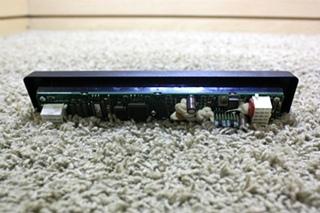 USED RV WARNING / DISPLAY DASH LIGHT BAR 1539-10186-01 FOR SALE