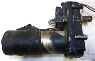 USED POWER GEAR SLIDE MOTOR P/N 524120 FOR SALE