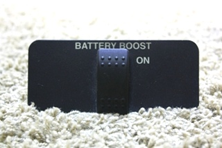 USED RV BATTERY BOOST ON/OFF DASH SWITCH FOR SALE