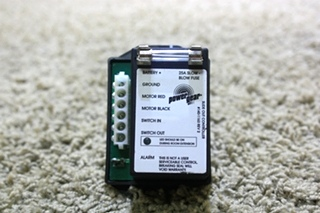 USED POWER GEAR RV SLIDE OUT CONTROL BOARD 140-1163 FOR SALE