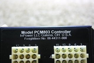 USED RV INPOWER PCM803 CONTROLLER MOTORHOME PARTS FOR SALE