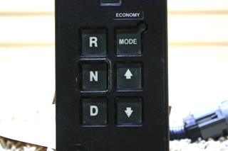USED ALLISON RV SHIFT SELECTOR TOUCH PAD 29538360 FOR SALE