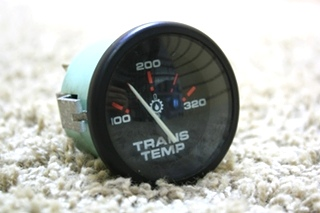 USED TRANS TEMPERATURE MOTORHOME GAUGE 62839 FOR SALE