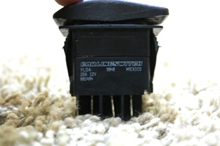 USED SET/RESUME MOTORHOME DASH SWITCH FOR SALE
