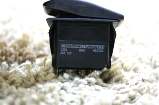USED FAST IDLE RV DASH SWITCH FOR SALE
