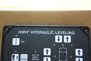 HWH HYDRAULIC LEVELING TOUCH PAD AP10054 RV PARTS FOR SALE