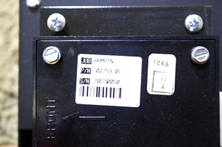 USED POWER GEAR HYDRAULIC LEVELER CONTROL 02753-01 RV PARTS FOR SALE