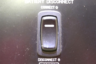 USED RV BATTERY DISCONNECT SWITCH FOR SALE
