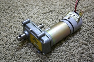 USED RV POWER GEAR SLIDE OUT MOTOR 521286 FOR SALE
