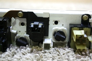 USED RV FORD A/C DASH CONTROL SWITCHES F87H-19E764-A FOR SALE