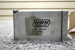 USED HWH LEVELING CONTROL BOX AP10086 RV PARTS FOR SALE