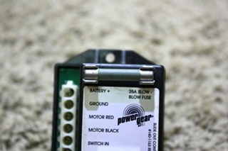 USED MOTORHOME POWER GEAR SLIDE OUT CONTROLLER 140-1163 FOR SALE