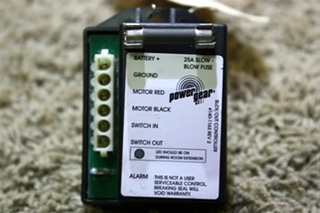 USED RV POWER GEAR 140-1163 SLIDE OUT CONTROLLER FOR SALE
