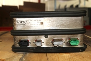 USED RV/MOTORHOME HWH CORPORATION CONTROL BOX PN: AP31482 SN: 770