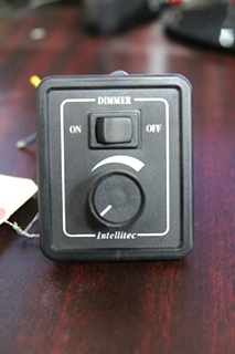 USED RV/MOTORHOME INTELLITEC UNIVERSAL DIMMER SWITCH PN: 00-00263-001