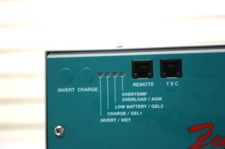 USED RV HEART INTERFACE FREEDOM COMBI 81-1521-12(216) INVERTER CHARGER FOR SALE