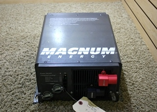 USED MOTORHOME MAGNUM ENERGY ME2012 INVERTER CHARGER FOR SALE