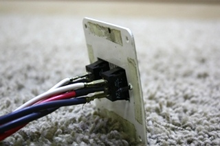 USED RV INTELLITEC OVERRIDE LIVINGROOM & BEDROOM SWITCHES FOR SALE