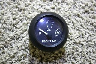 USED FREIGHTLINER RV FRONT AIR PRESSURE DASH GAUGE 6913-00159-11 FOR SALE