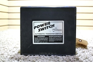 USED POWER SWITCH AUTOMATIC TRANSFER SWITCH PS 250 MOTORHOME PARTS FOR SALE