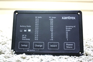 USED RV XANTREX FREEDOM REMOTE 84-2056-03 FOR SALE