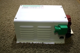 USED RV TRACE ENGINEERING RV2512 INVERTER CHARGER FOR SALE