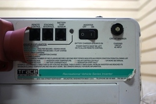 USED TRACE ENGINEERING RV2012 INVERTER CHARGER MOTORHOME PARTS FOR SALE