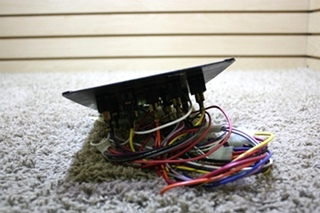 USED MOTORHOME TANK MONITOR SWITCH PANEL FOR SALE